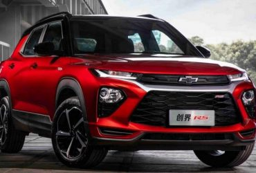 Modifikasi SUV Chevrolet Trailblazer