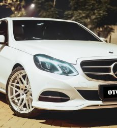 6 Mercedes Benz Modifikasi Velg