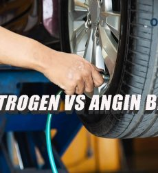 Nitrogen Vs Angin Biasa